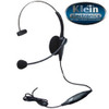 The Klein Voyager has an integrated Send/ End/ PTT/ & voice-dial activation button makes call handling much easier. Push-to-talk is licensed for iDen phone use.