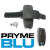 The PrymeBlu Mobile Kit PTT comes with the Bluetooth Adapter and a wireless PTT Bluetooth transmitter for the ultimate in hands free driving.  Check it out.
