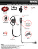 BUY 6+ and get Free Shipping plus you pay only $28.98 per unit. Wow! Buy 12+ and they are only $27.98 BIG SALE!!! Pryme SPM1200C C-Ring Earset