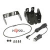ProTalk 2 Way Radio Charger, Car Charger, Mount for Use With Kenwood Pro Talk, Includes Charger, Wiring Harness, Instructions KVC-22 - works with KSC-35 (required)