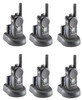 Motorola CLS1110 6-Pack 1CH Compact UHF Business Radios