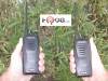 Kenwood's NX-240V16P two-way business radio is specially designed for demanding use with clear communications weighs in at only 9.9 ounces with battery. Same physical size as the TK-3402, shown in picture.