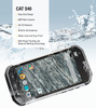 The CAT S40 -  Dust, high temperatures and drops of up to 6ft are no problem for this IP68 waterproof smartphone designed to withstand even the harshest environments