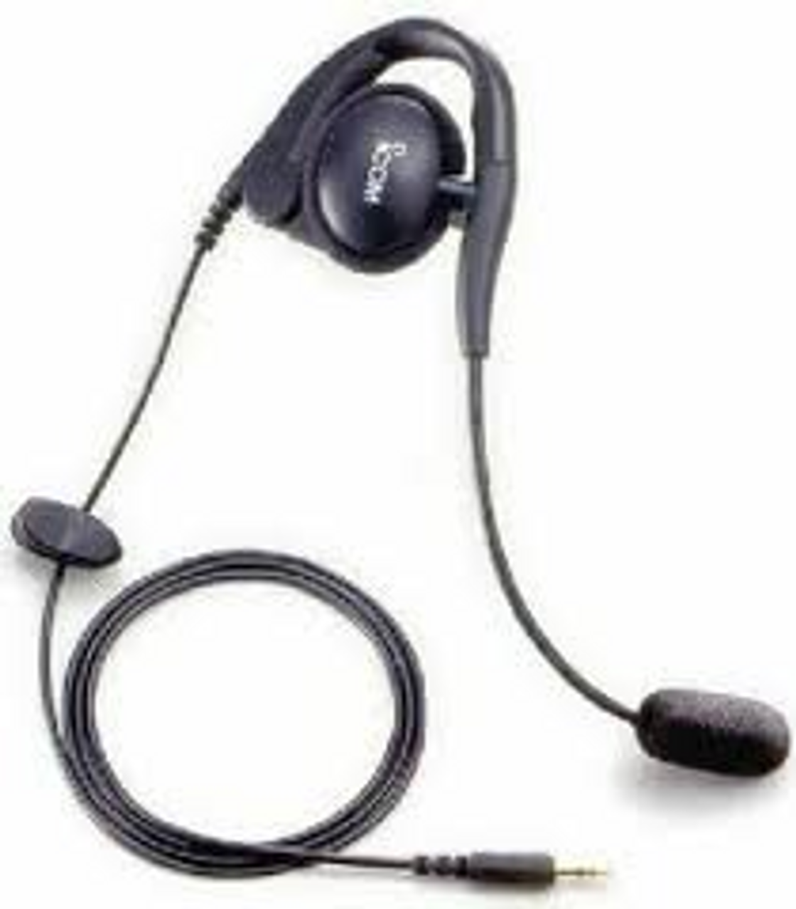 icom hs 94 earhook with flexible boom microphone is a great durable low cost headset solution. Black Bedroom Furniture Sets. Home Design Ideas