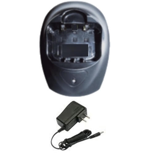 Desktop Charger for Blackbox™ Plus Radios ONLY - Rapid Rate Single Unit Desktop Charger - Transformer included