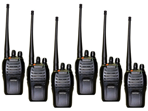 Blackbox Bantam from HQ98.com is a compact full powered 16 channel radio. This rugged VHF radio is has 5/2 Watt high and low power settings and features scanning