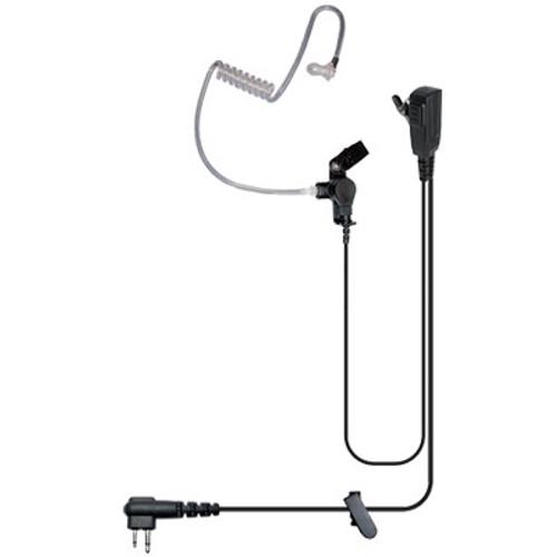 Rocket Science Signal 2-Wire Surveillance Earpiece. Professional 2-Wire Surveillance Kit with Audio Tube and PTT button.