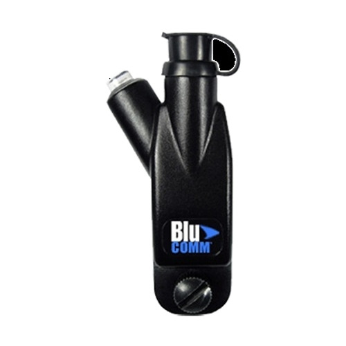 The BluComm Motorola M7 Adapter allows you to use a compatible wireless Bluetooth headset or other audio accessory with your two-way radio. Fits TRBO, XPR Series, APX7000 Series.