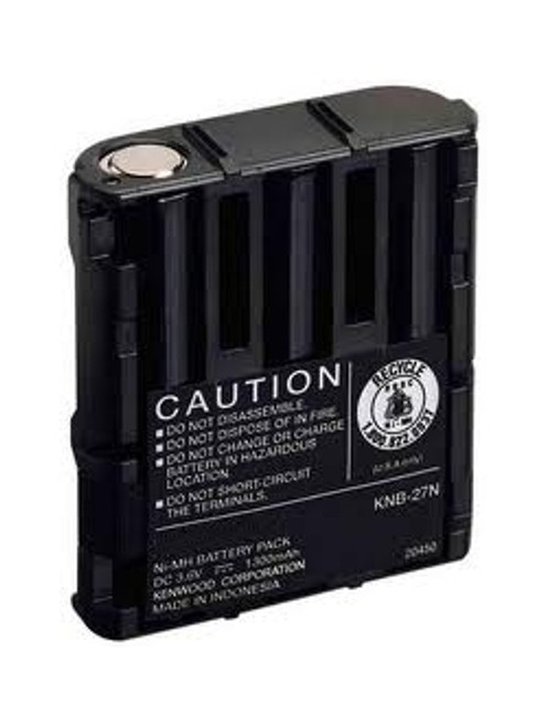 Fully-Compatible battery pack compatible for Kenwood Two Way Radio Model: TK-3130 TK-3131
