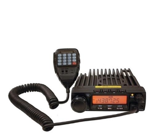 The Blackbox VHF Mobile Radio features Alarm/Stun/2-Tone/5-Tone Conventional Network Scalability.