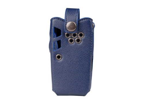 Hytera HY1010-3BP Hard Leather Carrying Case for TC-310 OBR and TC-320 2-way radios. Image may vary from actual product.