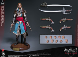 DAMToys DMS003 Assassin's Creed IV : Black Flag Edward Kenway