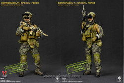 E&S 26005ex Commonwealth SF Middle East Theater Woodland Camo