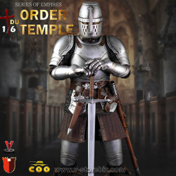 Coomodel SE002 Series of Empires Order Du Temple Knight