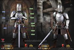 Coomodel SE002 Series of Empires Order Du Temple Knight