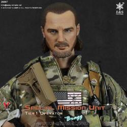 """E&S 26007 Special Mission Unit Tier 1 Operator """"Bragg"""""""