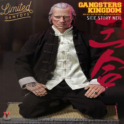 DAMTOYS GKS004 Gangsters Kingdom - Side Story - Neil(2016  CICF Ver.)