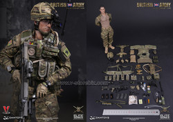 DAMTOYS 78033 British Army in Afghanistan
