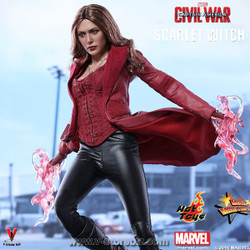 Hot Toys MMS370 Captain America : Civil War Scarlet Witch