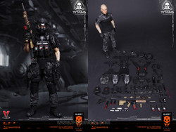 DAM SF002 Ghost Series Titans PMC Frank Casey