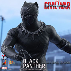 Hot Toys MMS363 Captain America: Civil War Black Panther