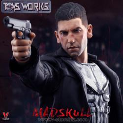 Toys Works TW001 Mad Skull