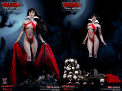 TBLeague PL2017-101-A Vampirella Asian Version