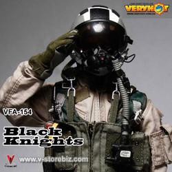 Very Hot VFA154 Black Knights Pilot Uniform Set