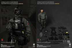 E&S 26017 British Specialist Firearms Command SCO19