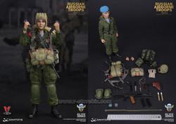 "DAM 78035 Russian Airborne Troops ""Natalie"""