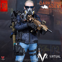 VTS Toys VM-019R The Darkzone Agent Tracy R Version