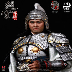 303TOYS NO.317 Three Kingdoms Series Zhao Yun AKA Zilong 2
