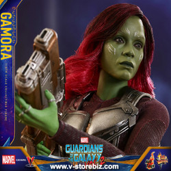 Hot Toys MMS483 Guardians of the Galaxy Vol. 2 Gamora