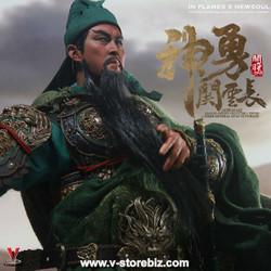 INFLAMES x NEWSOUL IFT-031 Soul Of Tiger Generals Guan Yunchang