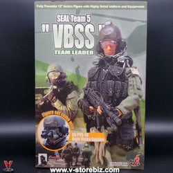 Hot Toys US Navy SEAL Team 5 VBSS Team Leader