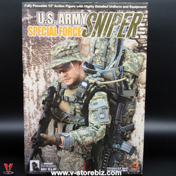 Hot Toys US Army Special Force Sniper