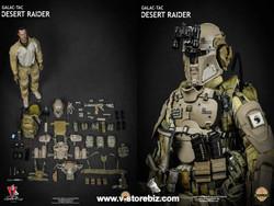 Green Wolf Gear GWG-004 Galac-Tac Desert Raider