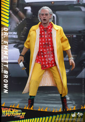 Hot Toys MMS380 Back to the Future II Dr.Emmett Brown
