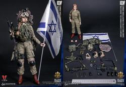 "DAMTOYS 78043 IDF Combat Intelligence Collection Corps ""Nachshol"" Recon Company"