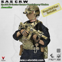 Green Wolf Gear SAS CRW Assaulter Exclusive