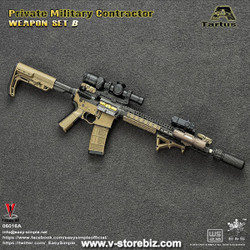 E&S 06016 Private Military Contractor Weapon A Tartus