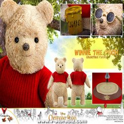 Hot Toys MMS502 Christopher Robin Winnie the Pooh