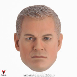 DAM 78050 US Navy Commanding Officer Headsculpt