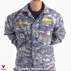 DAM 78050 US Navy Officer Navy Working Uniform