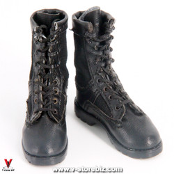 DAM 78050 US Navy Officer Black Tactical Boots