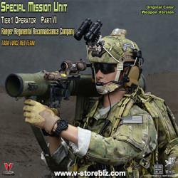 E&S 26026 SMU Part VII Ranger Regimental Reconnaissance Company