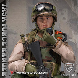 "Crazy Figure LW001 75th Ranger Chalk Leader ""Operation Gothic Serpent"""