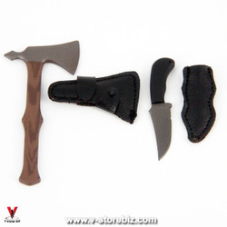 E&S 26021 SMU Tier 1 Security Team Hatchet & Knife