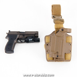 DAM 78051 Naval Warfare Special Forces Mk.24 Pistol & Holster