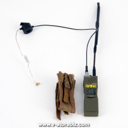 DAM 78051 Naval Warfare Special Forces Radio & In-Ear Headset